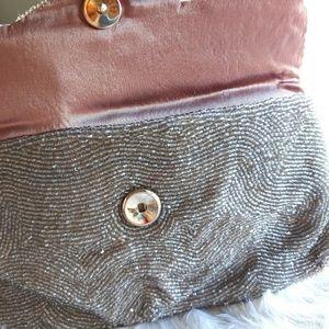 Vintage Beaded Clutch/Evening Bag